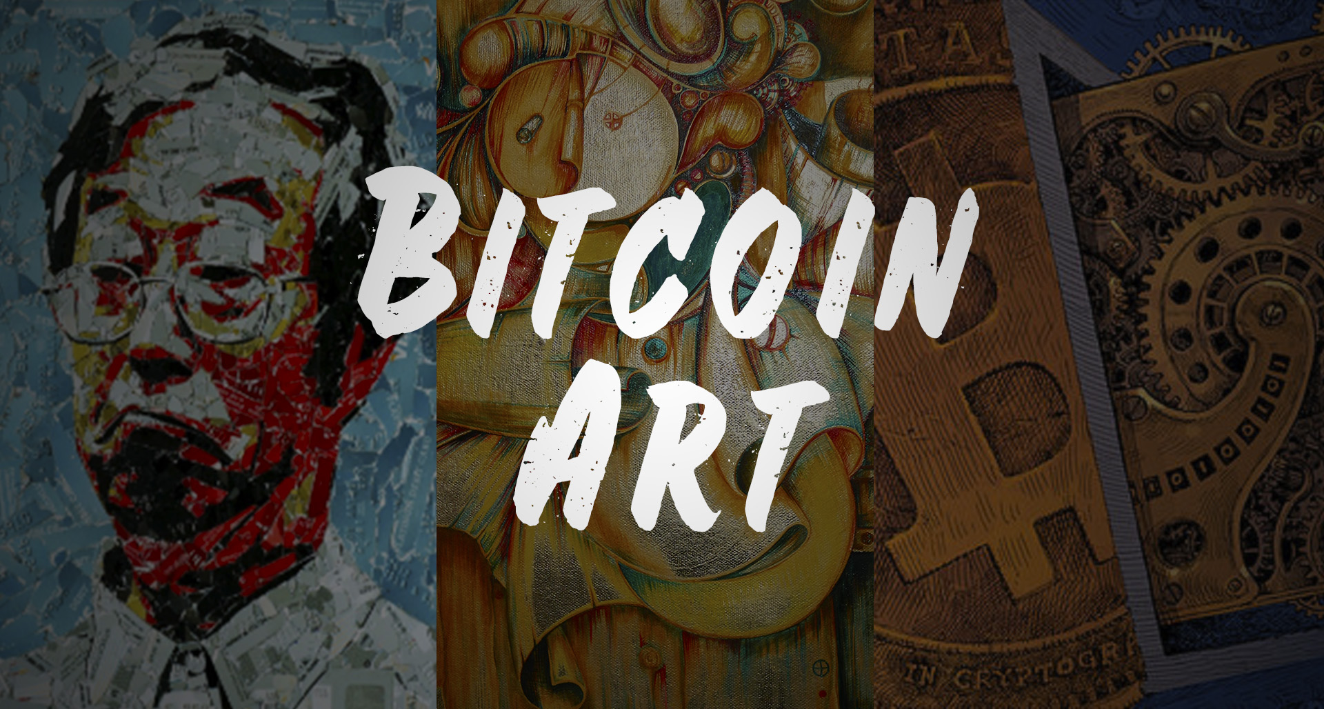 Bitcoin Art You'd Actually Hang on Your Wall