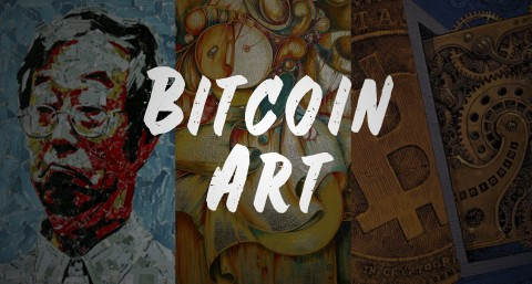 Bitcoin Art Blog Post Cover