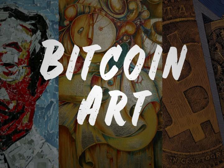 Bitcoin Art You'd Actually Hang on Your Wall